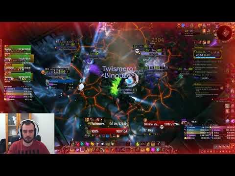 World Of Warcraft - Tol Dagor +13 Pov Tank DH