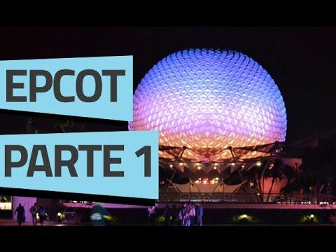 ROTEIRO EPCOT // PARTE 1 - DICAS GERAIS E FUTURE WORLD