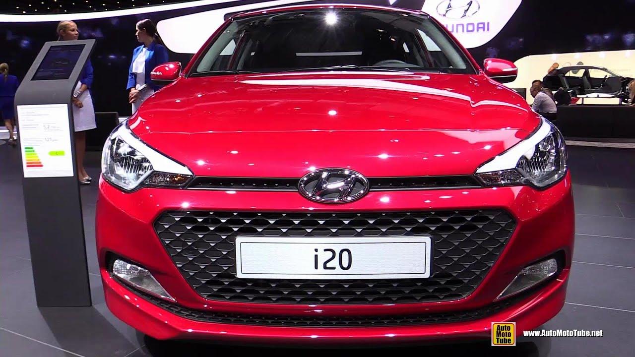 2015 Hyundai I20 12