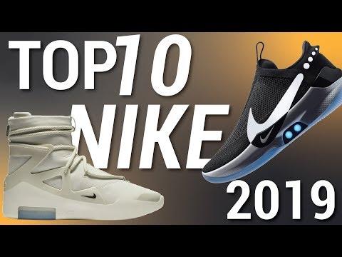 popular nike trainers 2019