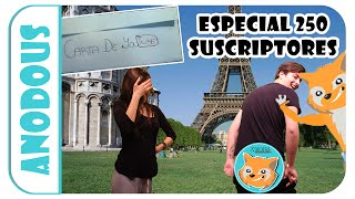 ¡¡ESPECIAL 250 SUSCRIPTORES!! || WHAT THE FUCK?