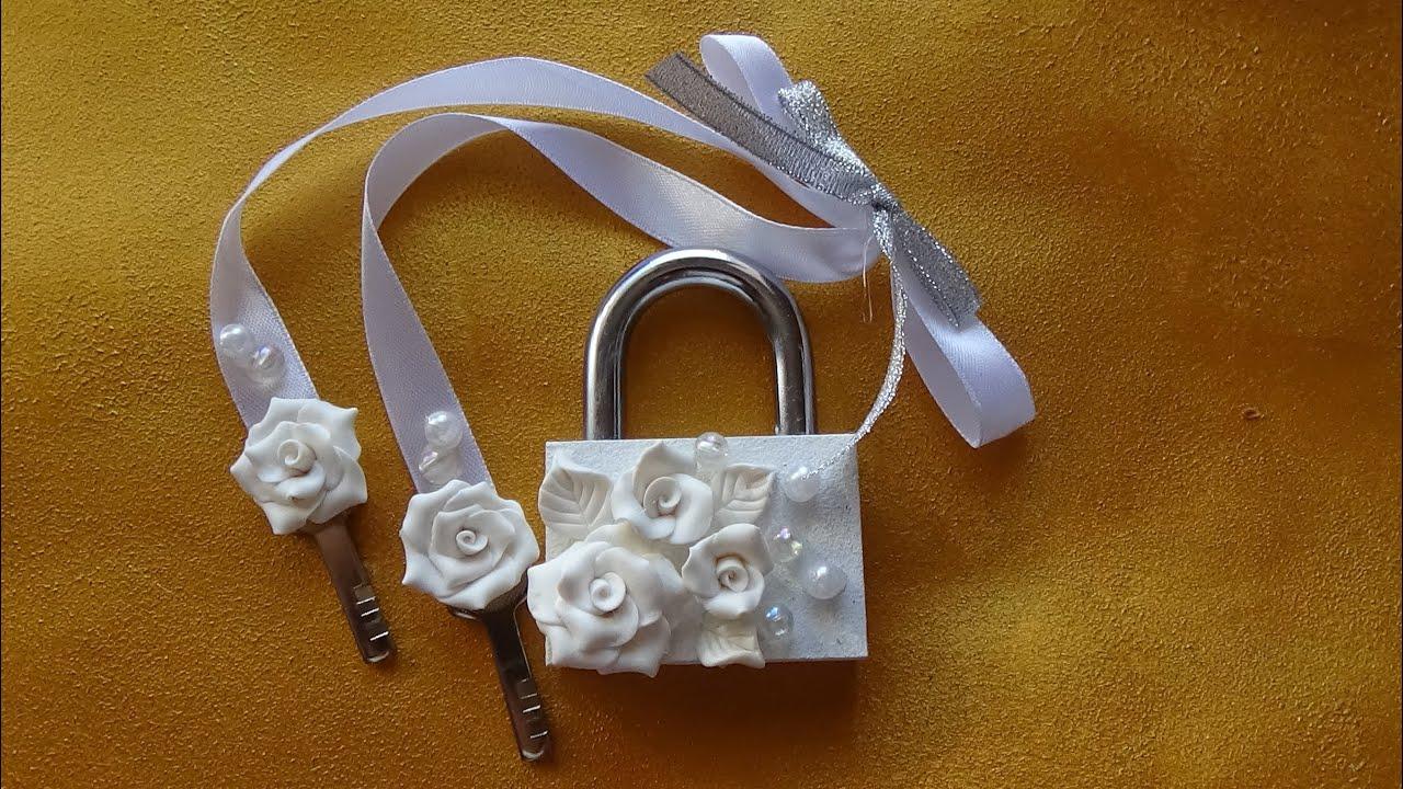 Украшение замка на свадьбу своими руками