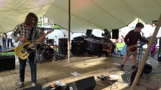 Magnetic Spacemen - live @ Befrijdingsfestival, Leeuwarden May 5 2015