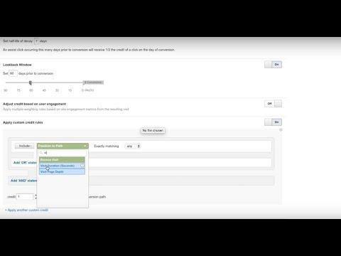 Understanding Attribution Modeling in Google Analytics Mp3