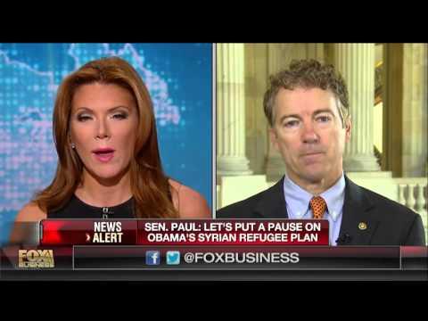 Rand Paul: Let's Have A Moratorium