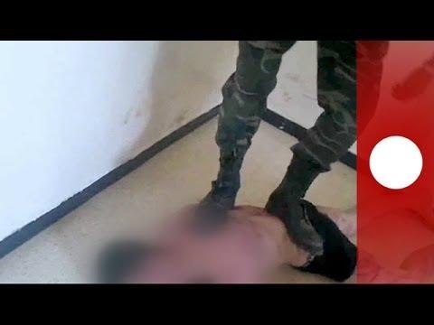 Tortures et exactions : un rapport accable le régime syrien