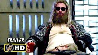 """AVENGERS: ENDGAME """"Fat Thor"""" TV Spot Trailer NEW (2019) Marvel Movie"""