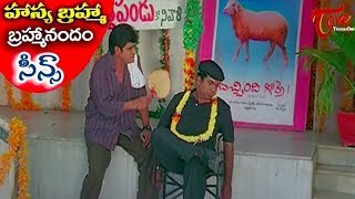 All Time Hit Telugu Movie Comedy Scenes Back To Back | Brahmanandam | Sunil | NavvulaTV