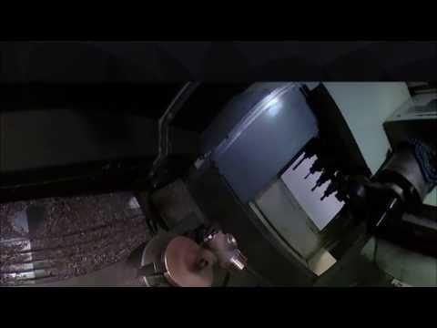 CNC Machining in VR