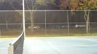 2013 : November Tuesday Evening Tennis. Visalia .California
