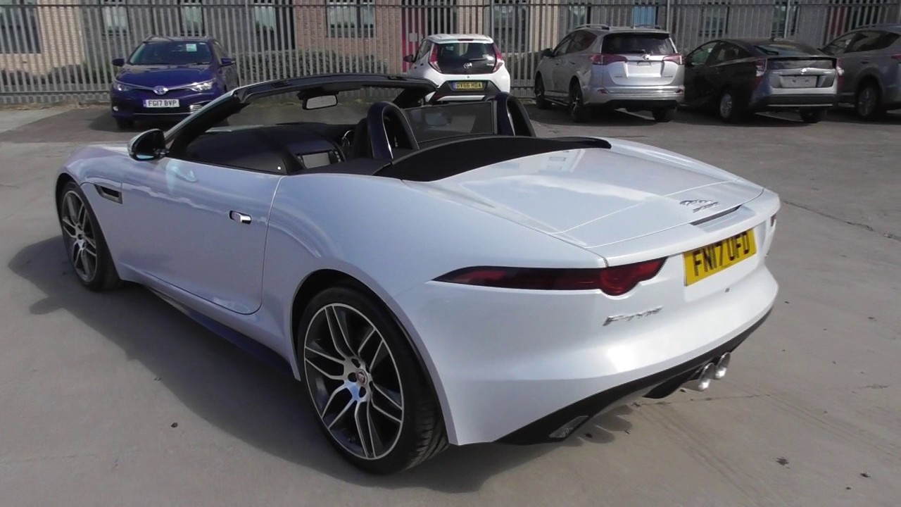 jaguar f type 2018 convertible r dynamic 3 0 s c 380. Black Bedroom Furniture Sets. Home Design Ideas