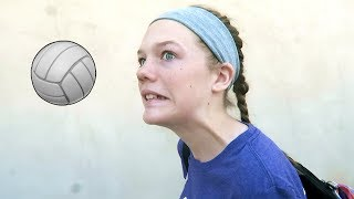 Club Volleyball Tryouts Are Here!   Clintus.tv