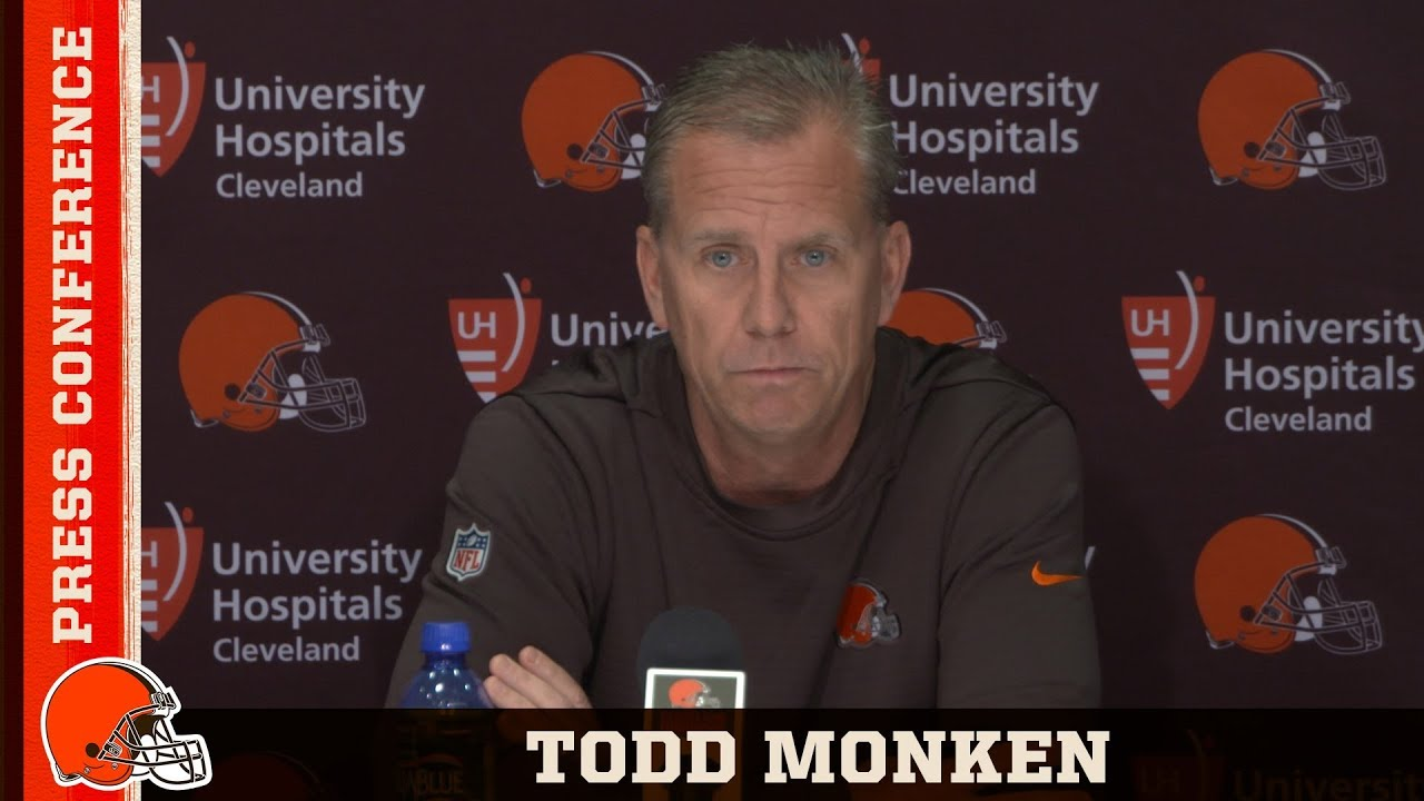 New Offensive Coordinator Todd Monken's Introductory Press Conference | Cleveland Browns