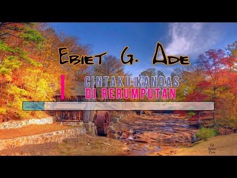 [Midi Karaoke] ♬ Ebiet G. Ade - Cintaku Kandas Di Rerumputan ♬ +Lirik Lagu [High Quality Sound]