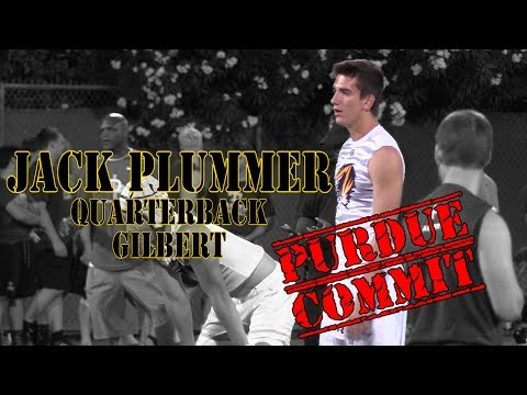 New Purdue Commit Jack Plummer (QB) puts on a show as ASU 7 on 7 Tournament