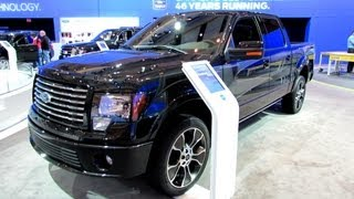 Ford Harley Davidson F-150 2012 Videos