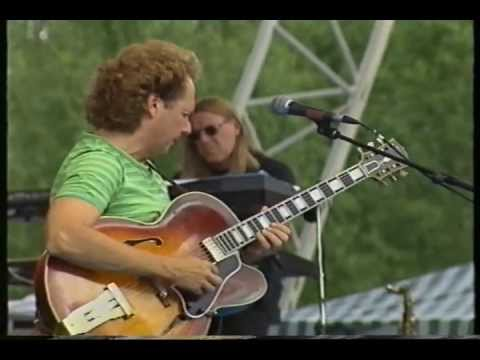 Lee Ritenour - Night Rhythms, Live In Pori Jazz 1997