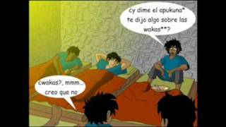 LAS CRONICAS DE INKARRI - 1