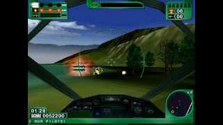 Extreme Assault (DOSBox 0.74 ) gameplay