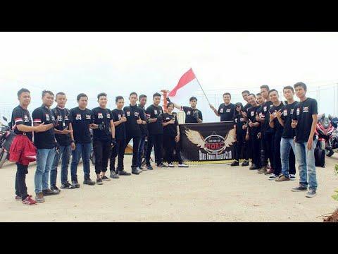 HORC Padang Touring trip to Cinangkiak Danau singkarak (sumbar)