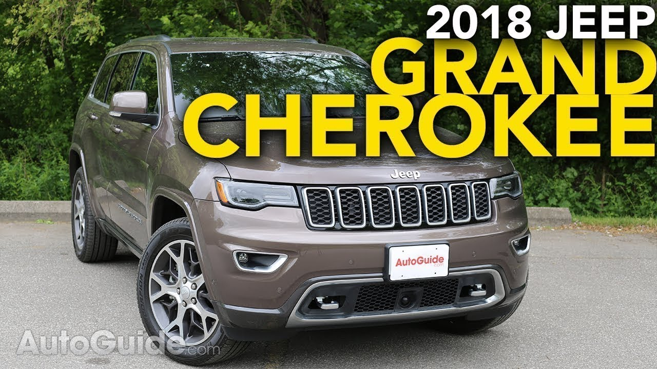 2018 Jeep Grand Cherokee Review Youtube