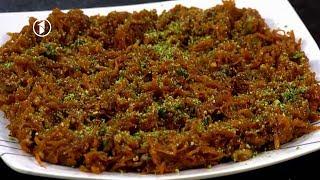 Ashpazi - Halva-e Zardak - آشپزی - حلوا زردک