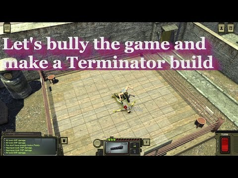 Atom RPG Build Guide 2020 - Terminator Build -  Expert Build With Min-max - Tutorial And Tips