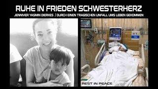Bitte helft den Angehörigen von Jenniver Yasmin Dierkes #Hilfe #Unfallhilfe #Help #SOS thumbnail