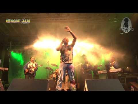 Gappy Ranks @ Reggae Jam 2013