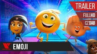 Emoji ve filmu (2017) - Full HD trailer - český dabing