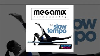 E4F - Megamix Fitness Hits For Slow Tempo - Fitness & Music 2018