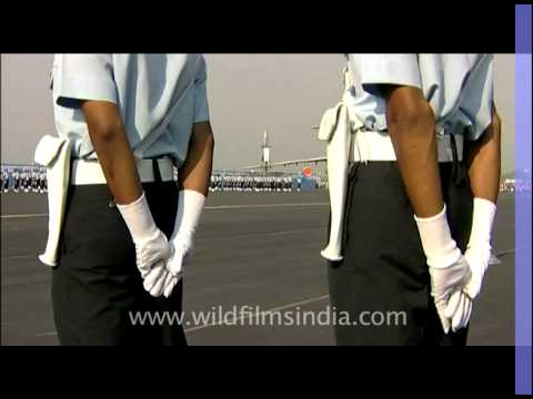 The absolute men - Indian Air Force Men