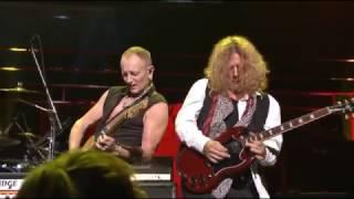 Modern Day Cowboy - TESLA, Phil Collen (Def Leppard) -
