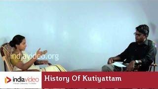 History Of Kutiyattam - Performing Art Form Of Kerala | India Video