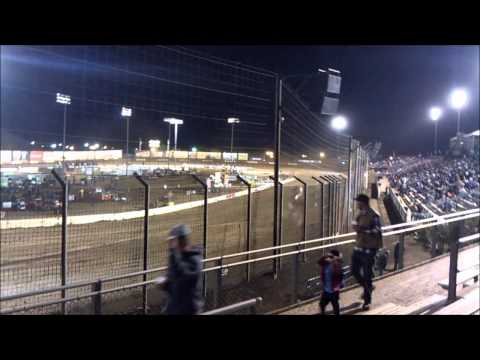 World of Outlaws Dash @ Perris Auto Speedway 3/10/12