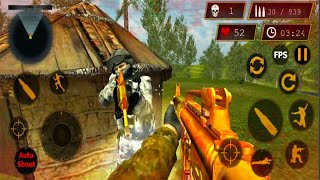 TPS Counter Terrorist Shooting Strike - Android GamePlay - Shooting Games Android #2