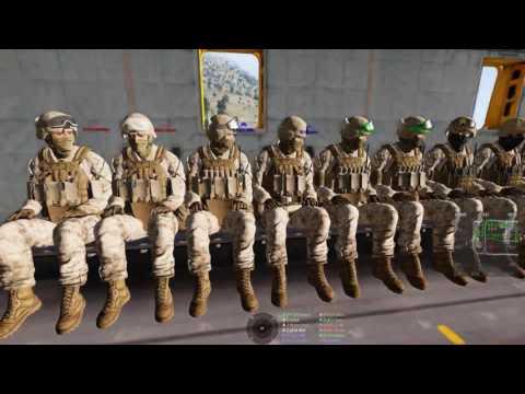 Paramarine Task Force Operation Convoy Halt