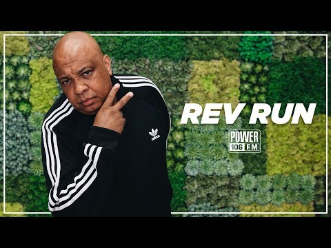 Rev Run Talks  'All About The Washington's' On Netflix + How He Saved Adidas