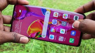 How to change date and time in Huawei P30 Pro