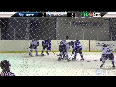 MKA vs Scotch Plains-Fanwood - Ice Hockey 12/12/2015