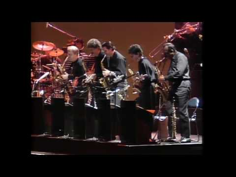 DAVE GRUSIN PRESENTS GRP ALL STAR BIG BAND LIVE! [1993]