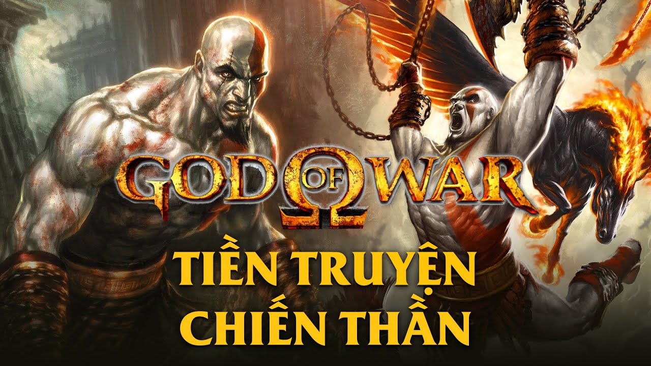 GOD OF WAR [P1] | Cuộc chiến thần thánh