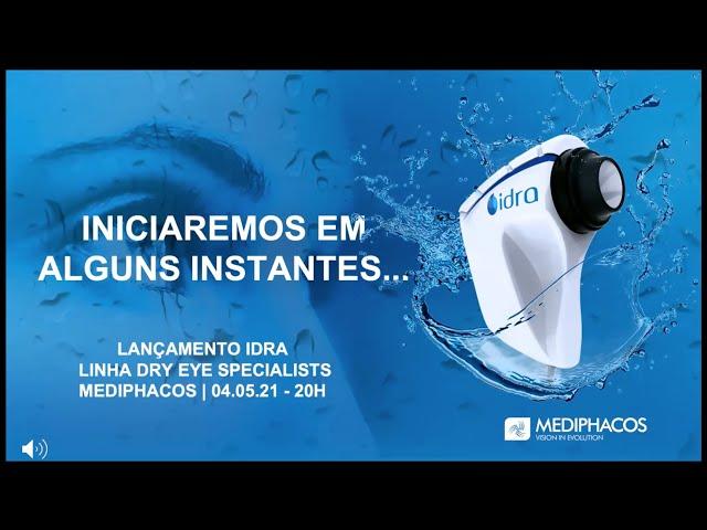 Lançamento Linha Dry Eye Mediphacos