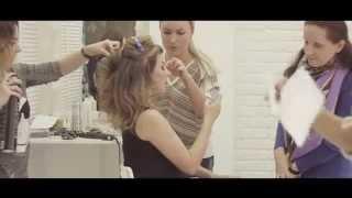 Вackstage со съёмки Жанны Бадоевой для журнала Touch