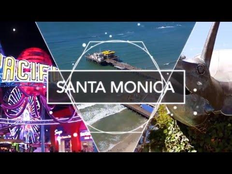 Santa Monica Community Tour (Agent-to-Agent Version)