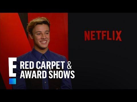 Cameron Dallas Spills on Netflix Series