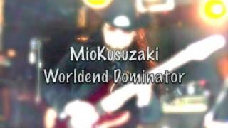 Mio Kusuzaki - Worldend dominator - うみねこのなく頃に