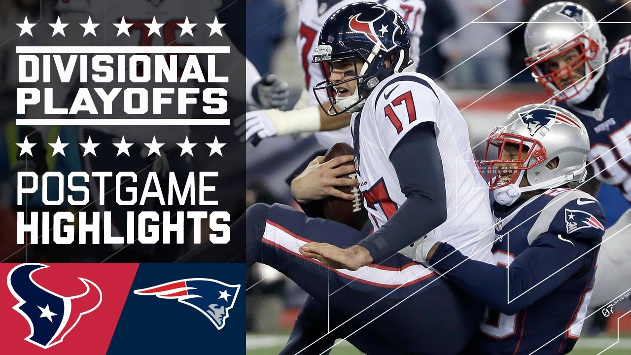 d70261a3 Texans vs. Patriots | NFL Divisional Game Highlights
