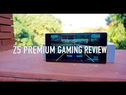 Sony Xperia Z5 Premium Gaming Review /Benchmarks/Heating Issues?