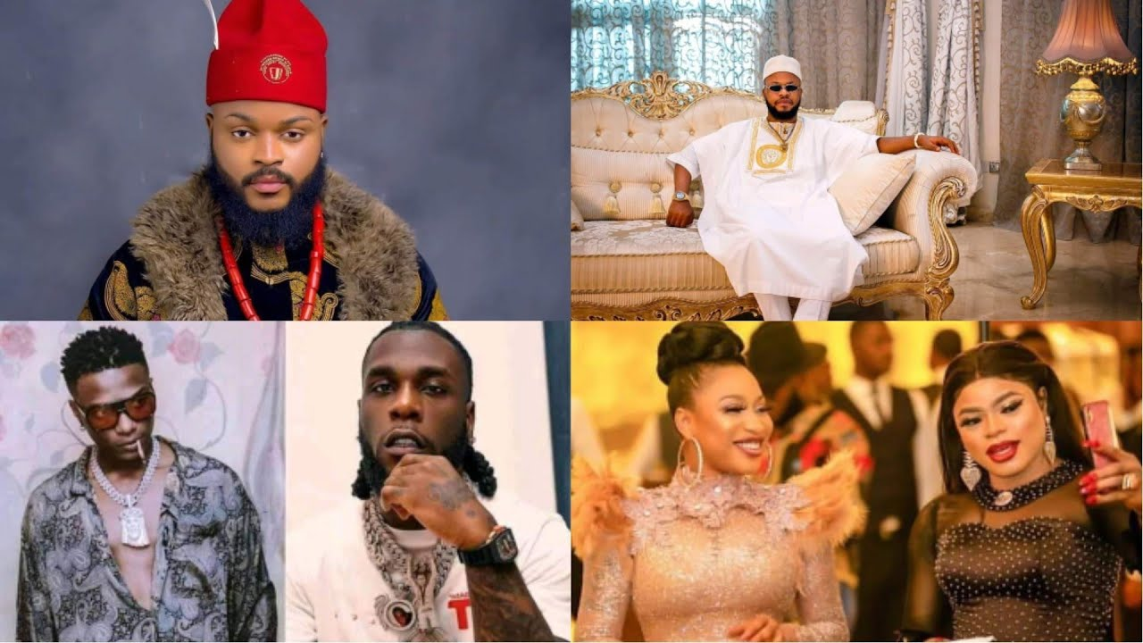 Download WhiteMoney Is Married   Bobrisky Apologised To Tonto   USA